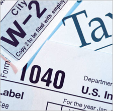 Missing Tax forms